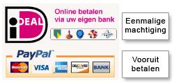 Veilig betalen via Docdata Payments