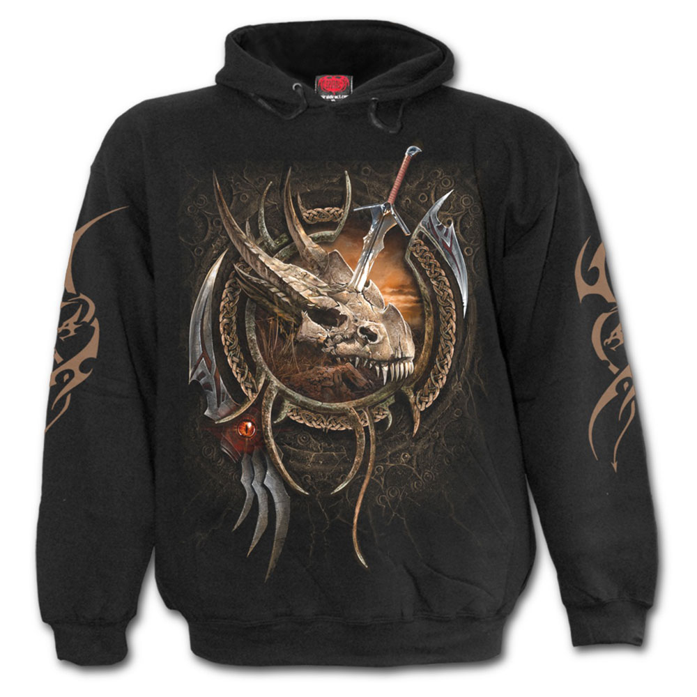 Centaur Slayer, gothic metal fantasy dra