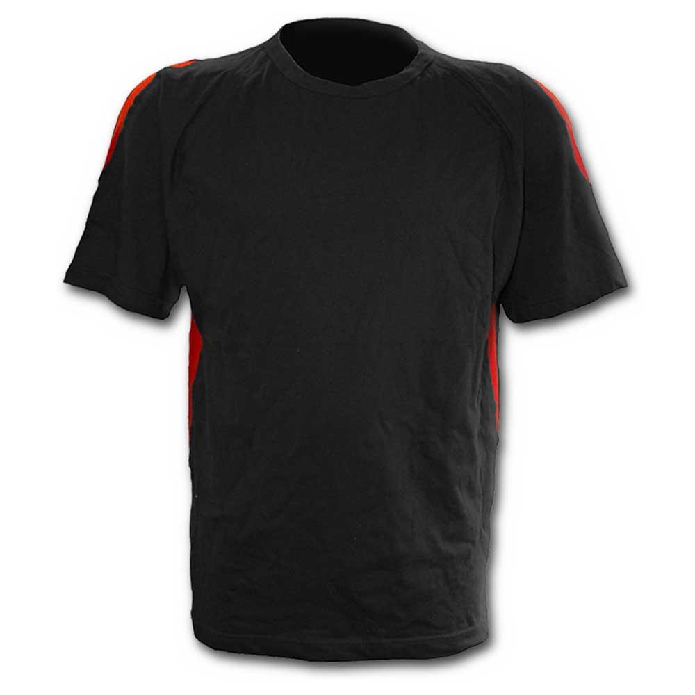 Metal Streetwear, basic heren T-shirt me