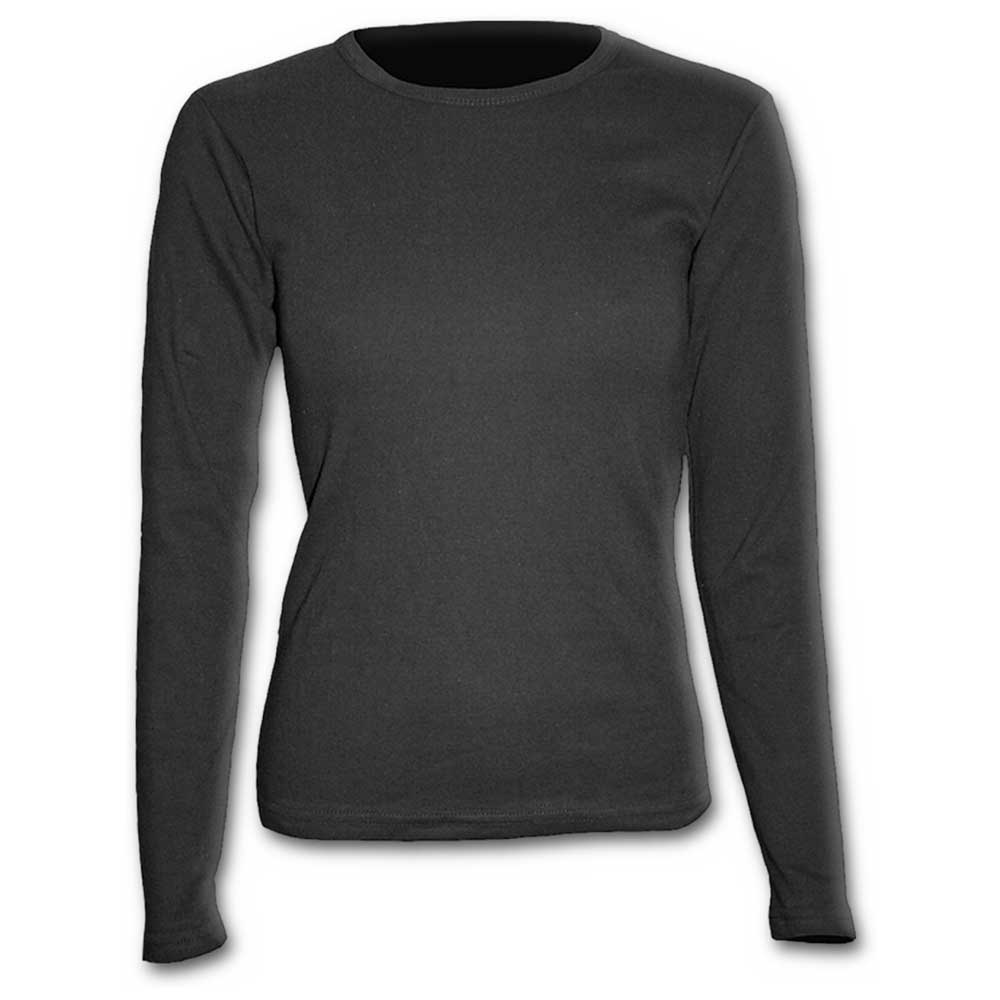 Urban Fashion, basic dames top met lange