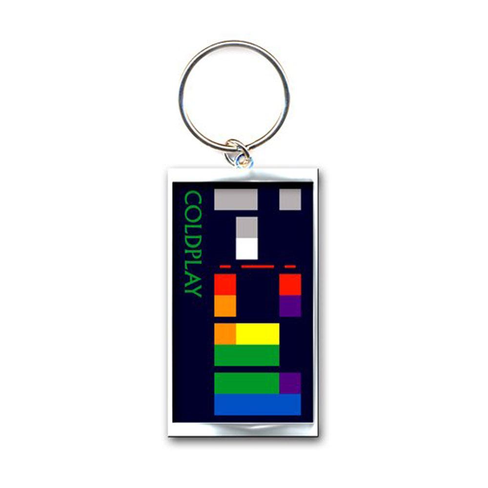 Coldplay - X & Y Album standard keychain