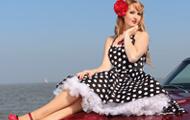 Swing jurken